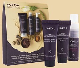 Aveda Invati New FREE Aveda Invati Shampoo, Conditioner and Revitalizer at Aveda Stores