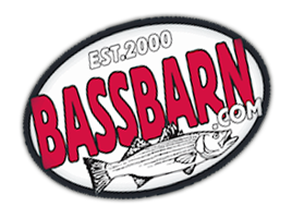 FREE 2 Bass Barn stickers...