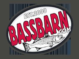 FREE 2 Bass Barn stickers...