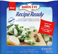 Birdseye Recipe Ready