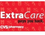 CVS Extra Care Bucks