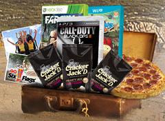 GameStop Prizes