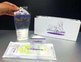 Honeysuckle Breast Milk Storage Bags FREE Honeysuckle Breast Milk Storage Bags Sample
