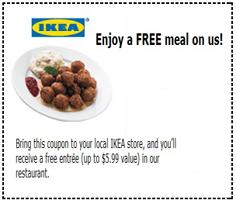Ikea-Meal