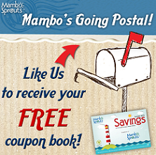 Mambo Sprouts Coupon Book FREE Mambo Sprouts Mailed Coupon Book