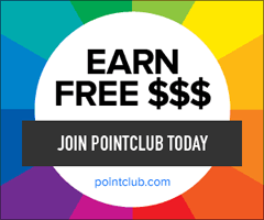 Point Club Point Club: Earn Rewards, Redeem for Gift Cards and More