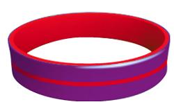 Chronic Migraine Awareness Wristband FREE Chronic Migraine Awareness Wristband