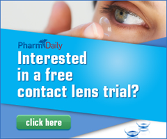 Contact Lens Trial FREE One Month Trial Pair of Contact Lenses