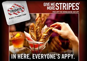 FREE Appetizer at TGI Friday's - Hunt4Freebies