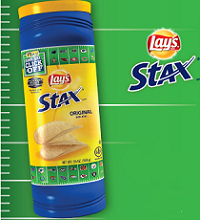 FREE Lays Stax Promotion