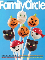 Family Circle Mag October FREE 2 Year Subscription to Family Circle Magazine