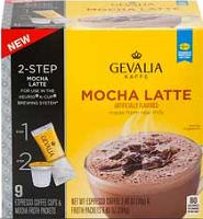 Gevalia Mocha Latte K cup FREE Gevalia Mocha Latte K cup Sample Pack