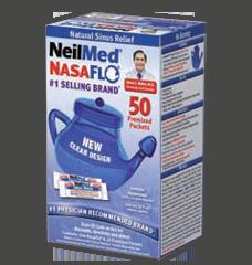 NasaFlo-Neti-Pot