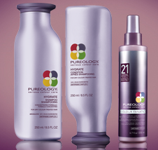 Pureology Hydrate and Colour Fanatic