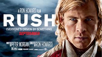 Rush FREE Rush Movie Screening Tickets