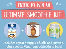 Silk Smoothie Kit Giveaway
