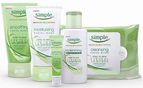 Simple Facial Skincare FREE Sample of Simple Facial Skincare