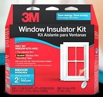 3m Window Insulator kit