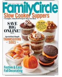 Family Circle Magazine FREE Subscription To Family Circle Magazine