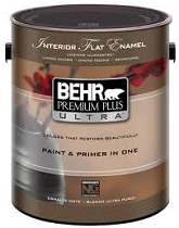 Gallon of Behr Paint