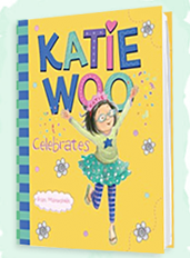 Katie Woo Book FREE Hosting your Book Club Kit and Katie Woo Book Activity Pack