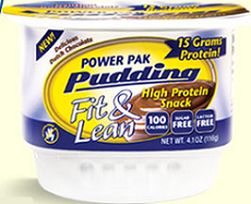 MHP Fit Lean Power Pak Pudding