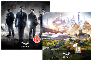 Mafia II and Sid Meiers Civilization V FREE Mafia II or Sid Meiers Civilization V Computer Game Download