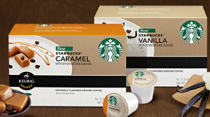 Starbucks K-Cup Coffee