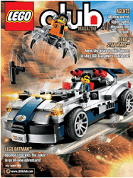 lego magazine FREE 2 Year Subscription To LEGO Club Jr. Magazine