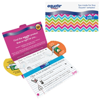 Equate Feminine Care Products FREE Equate Feminine Care Products Sample Kit