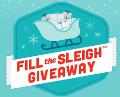 Mattel Fill the Sleigh Sweepstakes