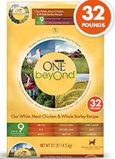 Purina ONE Beyond Dog Food Sample