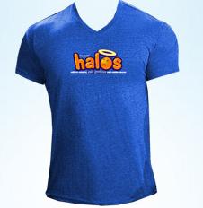 Tshirt halo