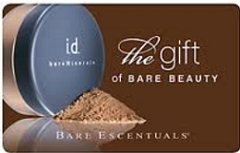Bare Minerals Gift Card
