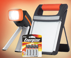 Energizer Holiday Sweepstakes