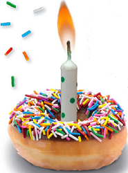 FREE Doughnut and Beverage at Krispy Kreme for Your Birthday