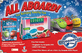 Luigis Real Italian Ice Chuggington