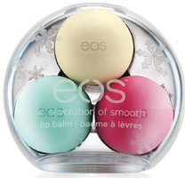 eos Lip Balm Holiday Collection