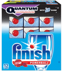 Finish1 FREE Finish Power & Free Dishwashing Sample