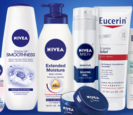Nivea Aquaphor or Eucerin