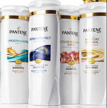 Pantene FREE Sample of Pantene Shampoo & Conditioner