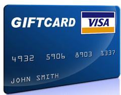 visa prepaid gift card - Virtual Visa Card