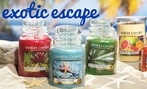 Yankee Candle Exotic Escape