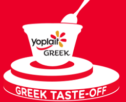 Yoplait Greek Yogurt Taste-Off Kit