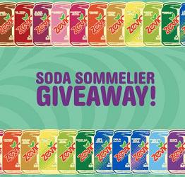 Zevia Soda Sommelier Giveaway