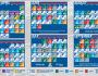 2014-Los-Angeles-Dodgers-Pocket-Schedules