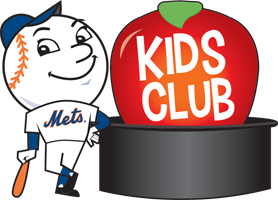 2014 Mr Mets Kids Club FREE 2014 Mr. Met's Kids Club Kit