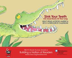 2014 Read Across America Literacy Calendar FREE 2014 Read Across America Literacy Calendar