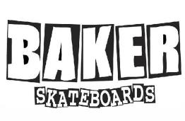 Bakers Skateboard