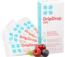 Drip Drop ORS Berry